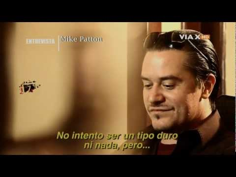 Entrevista Mike Patton / Chile 2011 (Séptimo Vicio) [HD]
