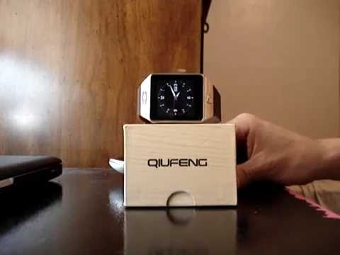QIUFENG DZ09 ANDROID SMARTWATCH REVIEW ($20, Amazon)**HOW TO SYNC**