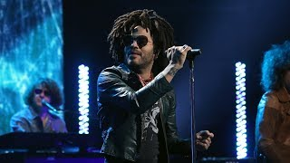 Lenny Kravitz Gets 'Low' Video