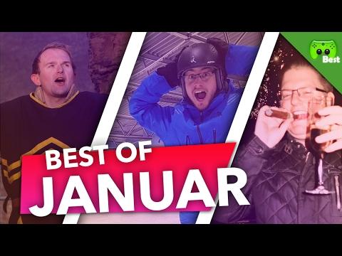 BEST OF JANUAR 2017 🎮 Best of PietSmiet