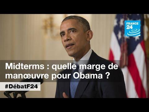 États-Unis : quelle marge de manœuvre pour Obama ? (partie 2) - #DébatF24
