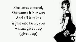 Camila Cabello - She Loves Control (Lyrics) 4k!