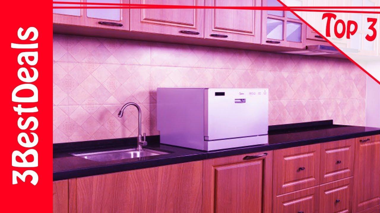Best Dishwasher 2020.Top 3 Best Portable Dishwasher Reviews 2020