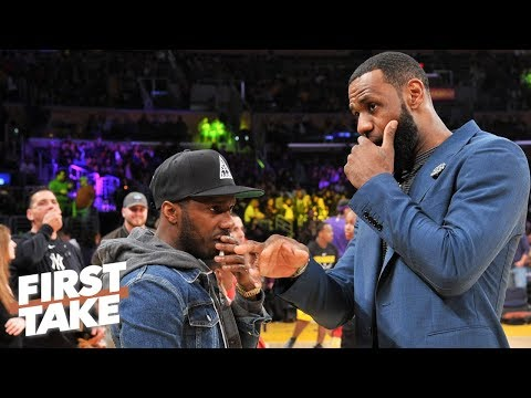 Jeanie Buss should give LeBron, Rich Paul the keys to the Lakers - Max Kellerman | First Take