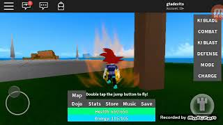 Roblox vida reale de Dragon Ball