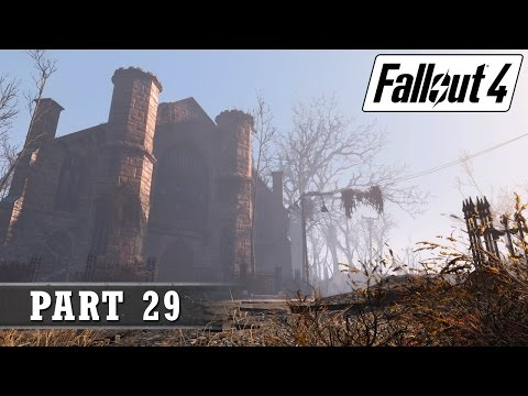Fallout 4 Playthrough - Part 29 - Witchcraft!