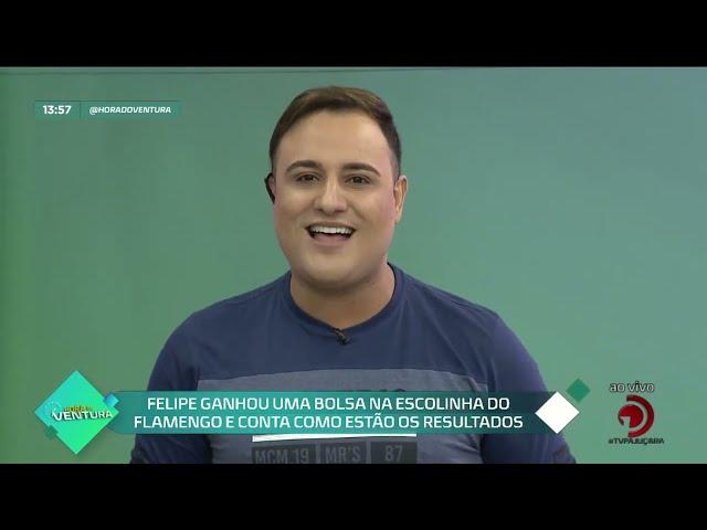 Bruno Ventura homenageia atletas alagoanos que se destacam no futebol - Bloco 01