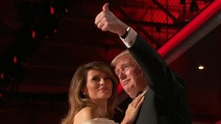 First couple