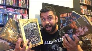 Movies I Watch During Halloween!