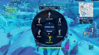 Fortnite - déverrouillage de l'emote goutte micro
