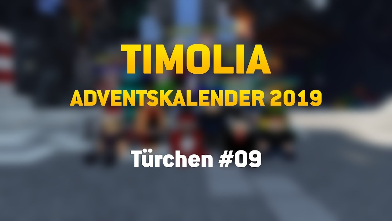 ❄ #TimoliaAdventskalender 2019 | Türchen #9 ❄