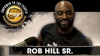 Rob Hill Sr. On His Love Journey And Being A Heart Healer For Others In His New Book