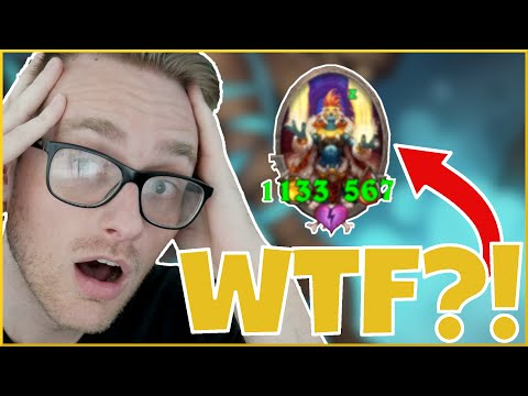 Hearthstone | Whoops! I BROKE Hearthstone | Wild Infinite Prelate Paladin | Saviors Of Uldum