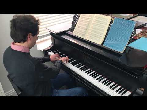 Shai on Schubert, Episode 1: Sonata in A Minor, D. 845