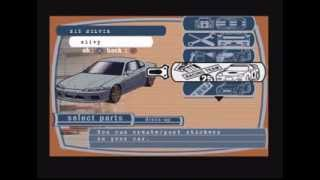 Auto Modellista - bluN09A