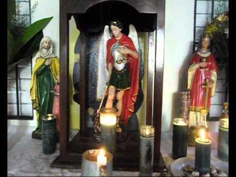 Dia De San Miguel Arcangel,en La Provincia de San Cristobal.