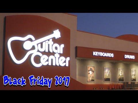 Black Friday 2017 - Guitar Center  Musical Instruments Deals