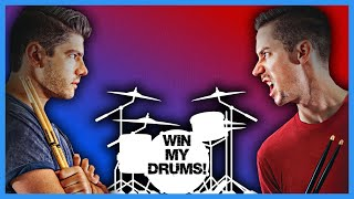 @COOP3RDRUMM3R DOESN'T WANT YOU TO WIN THIS DRUM SET