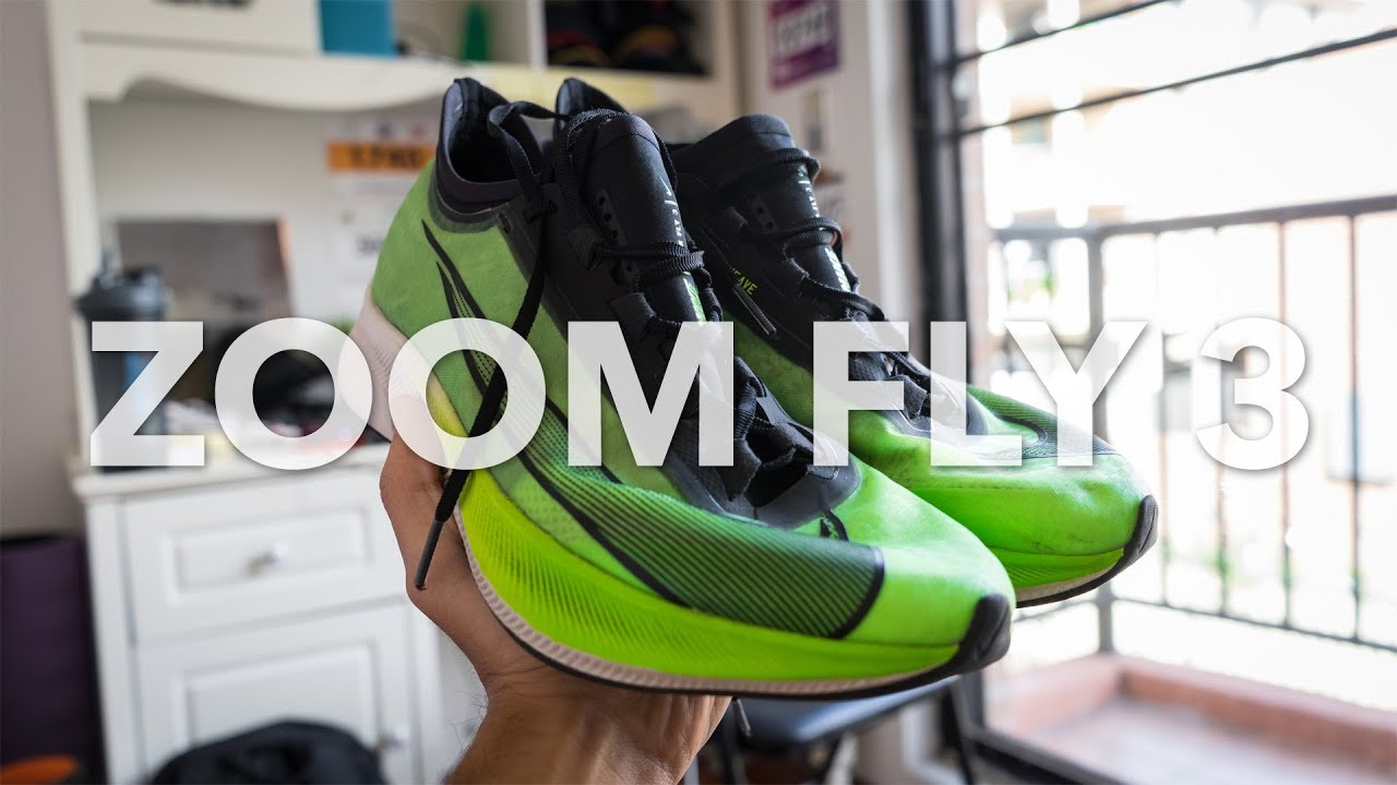 NIKE Vaporweave Zoom Fly 3 SHOE REVIEW