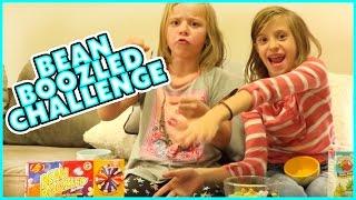 BEAN BOOZLED CHALLENGE - kids get boozled- CHALLENGE VIDEO 1!!
