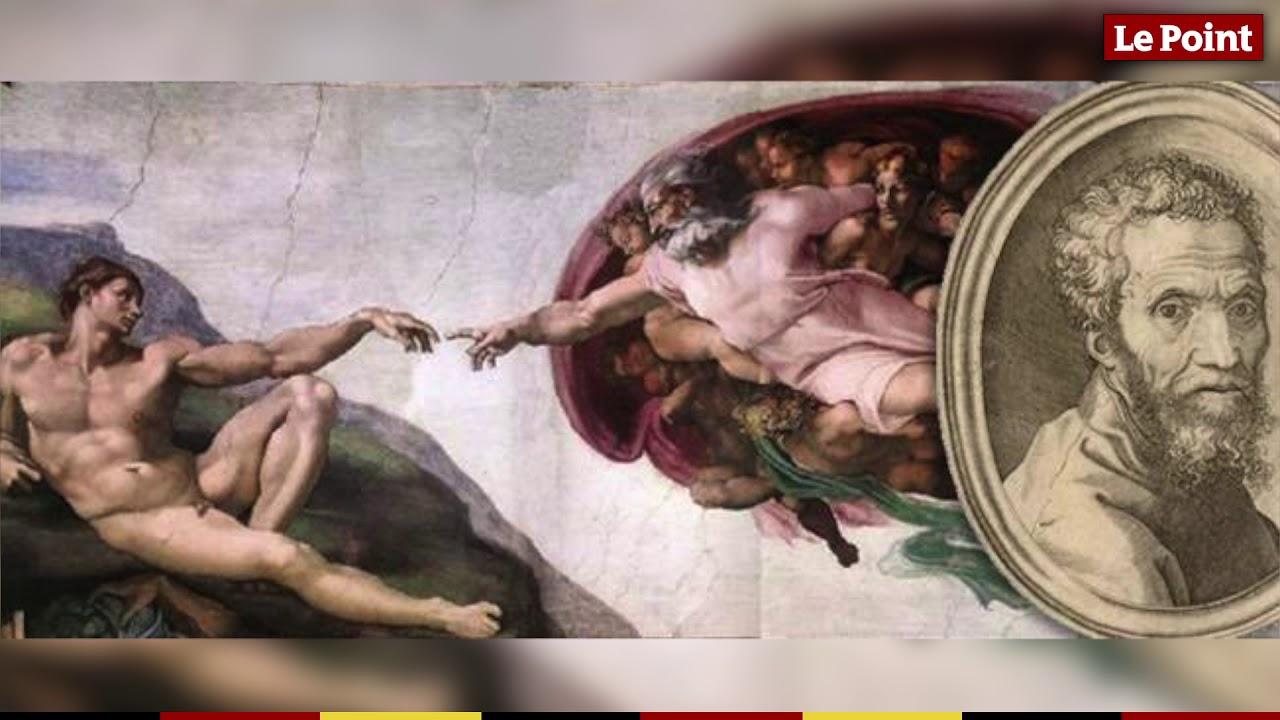 10 Mai 1508 Le Jour Ou Le Pape Charge Michel Ange De Peindre La Chapelle Sixtine Youtube