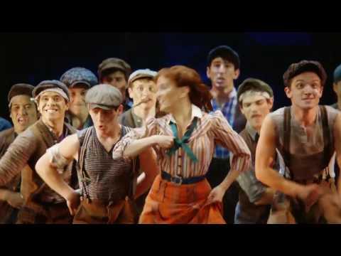 Disney's Newsies: The Broadway Musical - Trailer 2
