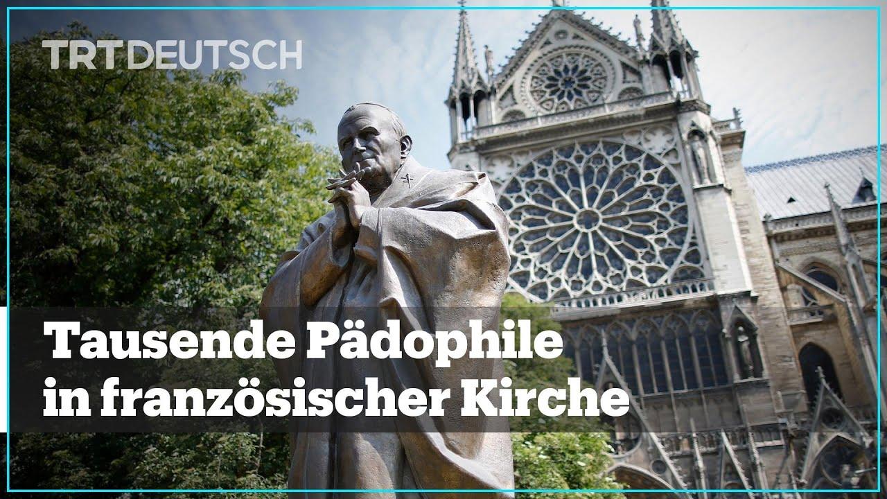 Download Tausende Pädophile in französischer Kirche