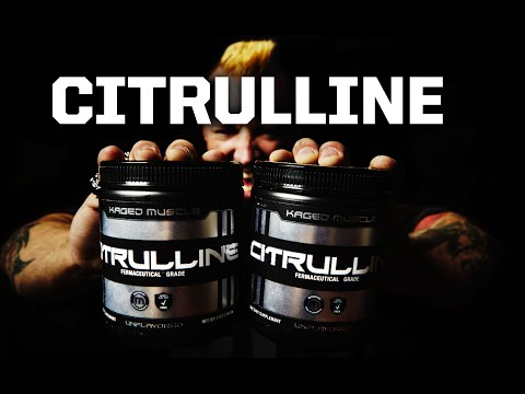 CITRULLINE: WHAT IT IS AND HOW TO TAKE IT