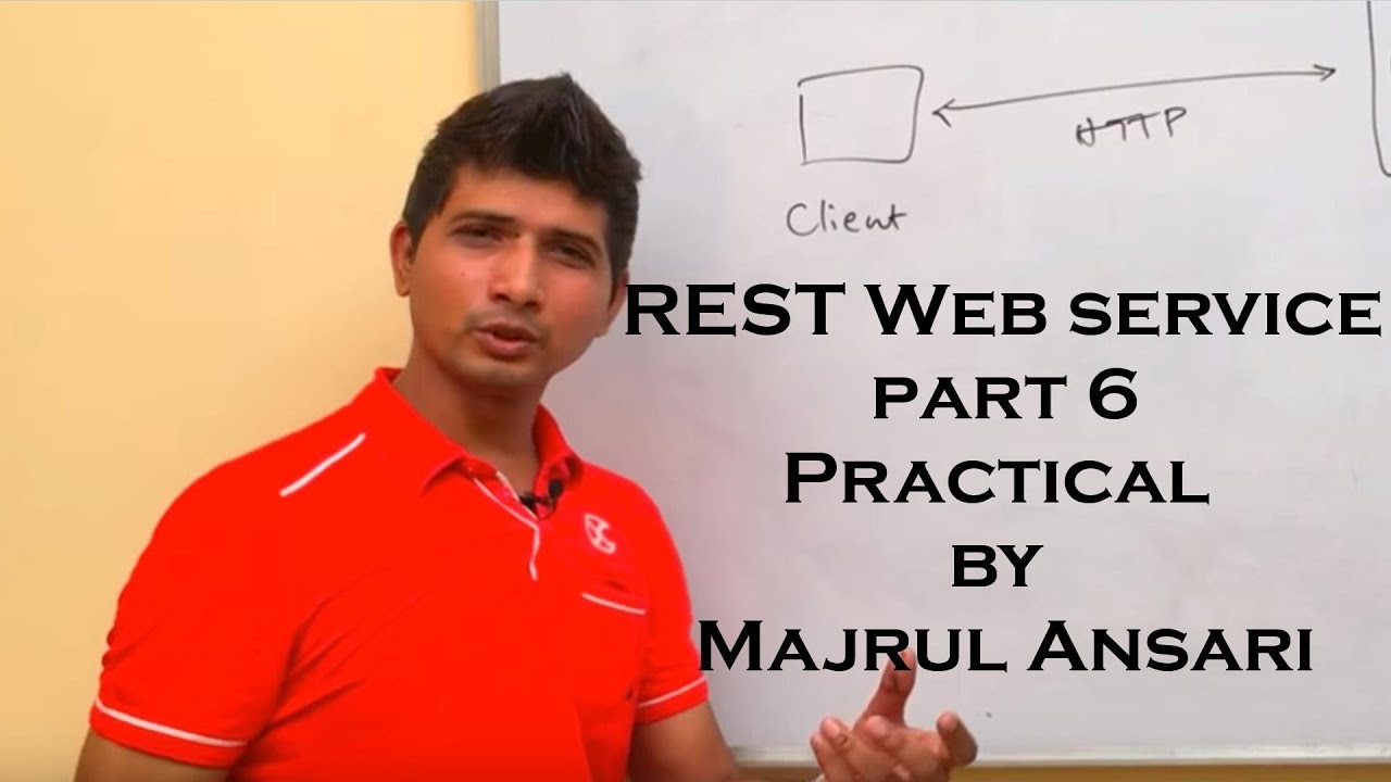 Introduction to rest web service tutorial practical by majrul introduction to rest web service tutorial practical by majrul ansari baditri Images