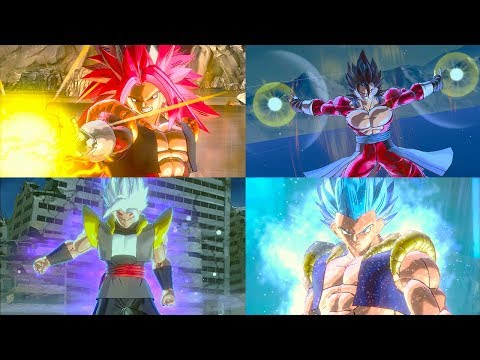 The Best Custom Fusion Mods Dragon Ball Xenoverse 2 Mods