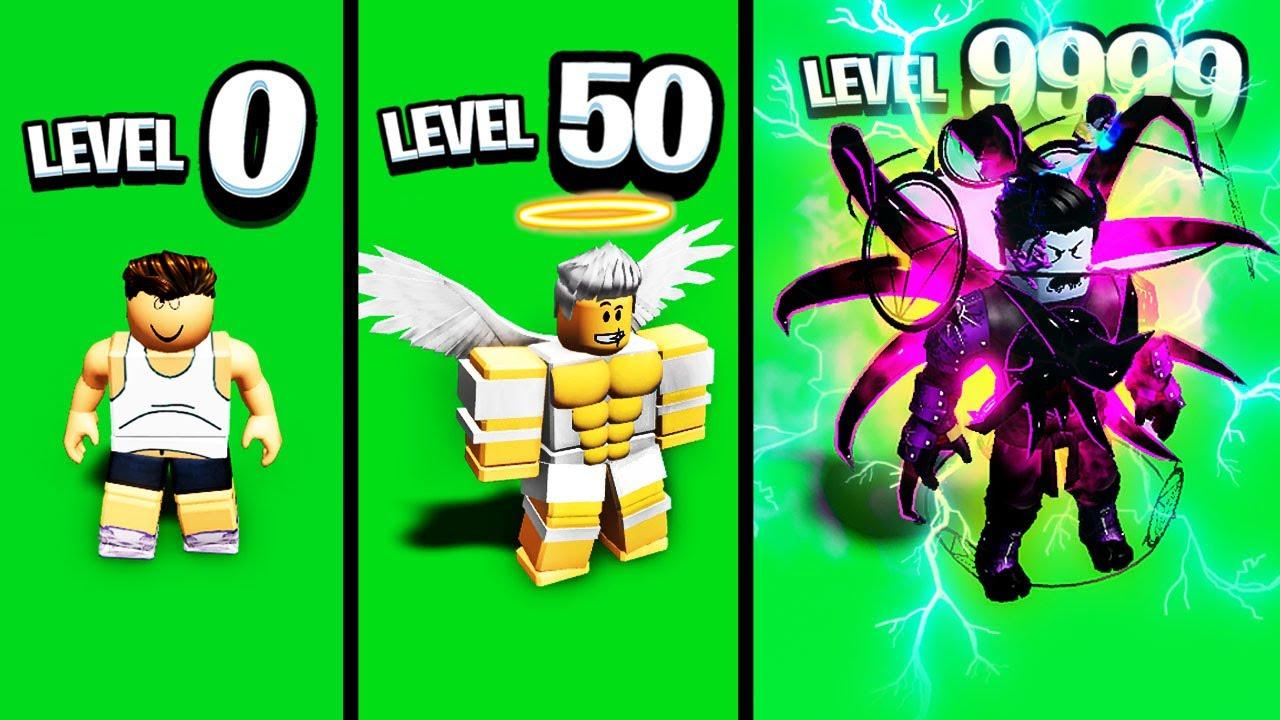 Download MAX SUPERHERO EVOLUTION UNLOCKED? - Roblox Supernatural