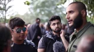 WITTY Atheist vs Muslim AND Christian|| Br. Mohammed Hijab