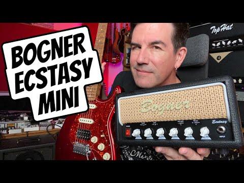 BOGNER ECSTASY MINI AMP