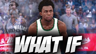 What if Andrew Wiggins becomes a SUPERSTAR?