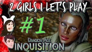 dragon age inquisition 2 girls 1 let s play part 1 the mark xbox one 60 fps