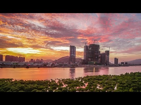 Hengqin Development - China |time lapse