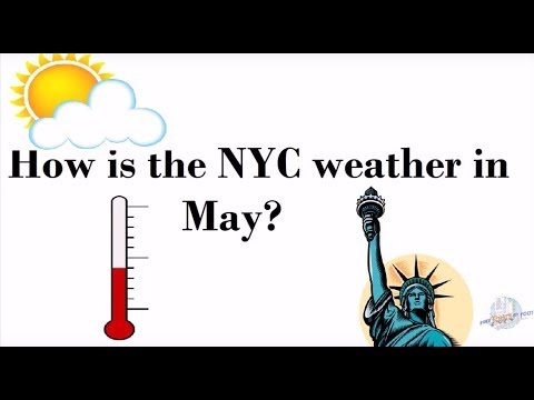 New York Weather in May | What to Wear and Things to Do (2019)