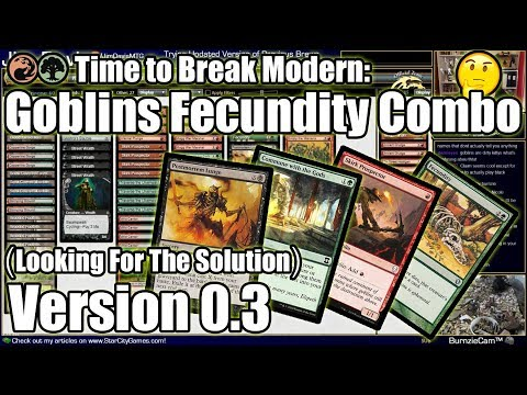 It's Time To Maybe Break Modern? Skirk Prospector + Fecundity Combo, Take Three