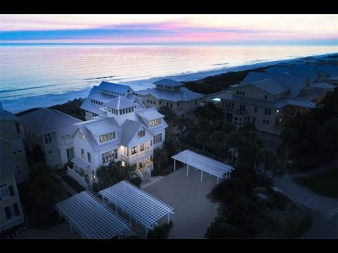 Coastal Contemporary Residence in Santa Rosa Beach, Florida