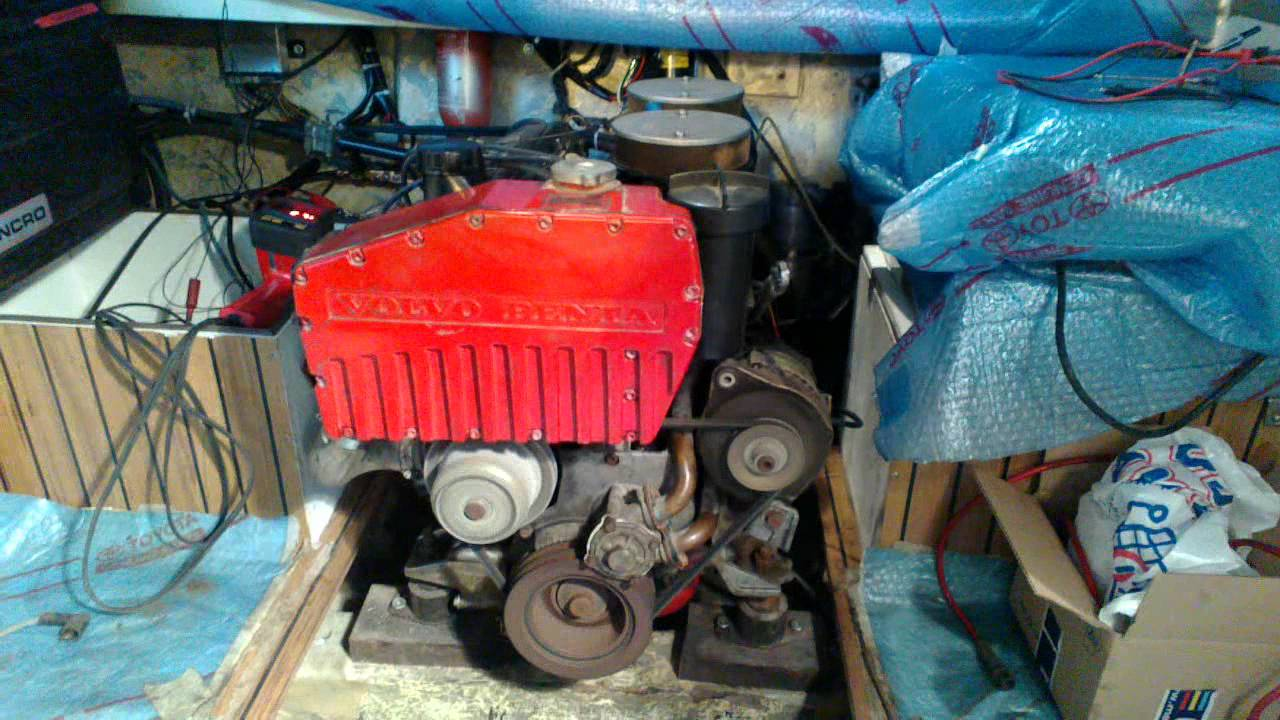 volvo penta b23 stan2 mp4 youtube rh youtube com Volvo Penta Engine Diagram 03 Volvo Penta 4.3