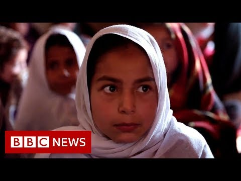 Peace in the shadow of the Taliban? - BBC News