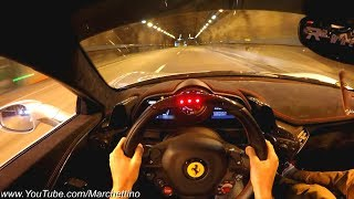 YOU Drive the CRAZIEST Ferrari 458 Speciale Ever! POV Test Drive & Soundcheck