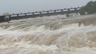 Khadakwasla Dam Overflow | Khadakwasla Dam Pune Doors Open | Must Visit 👍👍