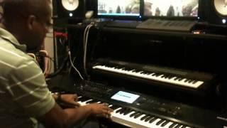 Stephen Encinas Studio Jam Session - Disco Illusion