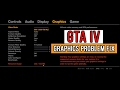 GTA IV - Commandline.txt | Fix Graphics Settings Error | LowSpec PC | Intel HD 5500