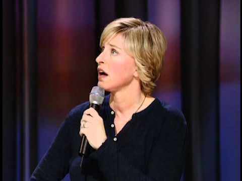 Ellen Degeneres Here Now Part 1 4 Youtube