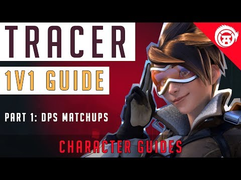 Overwatch Tracer 1v1 Guide - How To Win Fights, DPS matchups p1/2 | OverwatchDojo