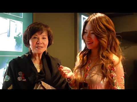 中國電視劇在美國爭大奬,我見到了歸亞蕾(《時尚動感》第1期)