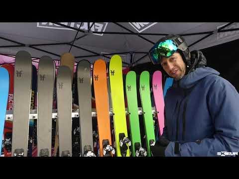 Nouveautés Skis Faction 2020