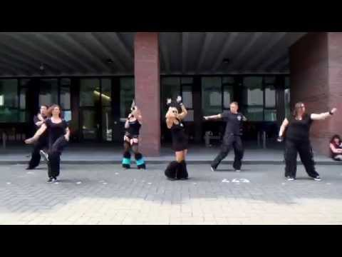 International Industrial Dance Meeting (Amphi - Festival 2014)